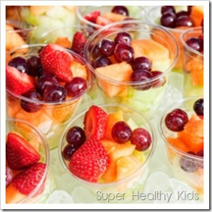 How Much Fruit Kids Need and 10 Ways to Get It!